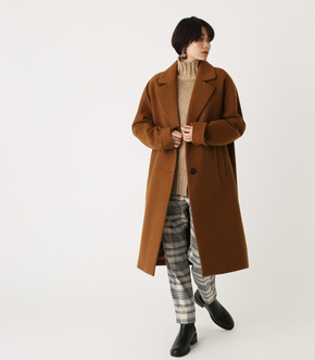 OVER LOOSE CHESTER COAT/オーバールーズチェスターコート