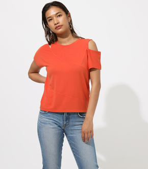 ASYMMETRY SLEEVE TOPS