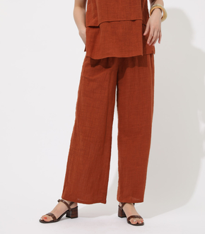 【AZUL BY MOUSSY】RELAX WIDE PANTS