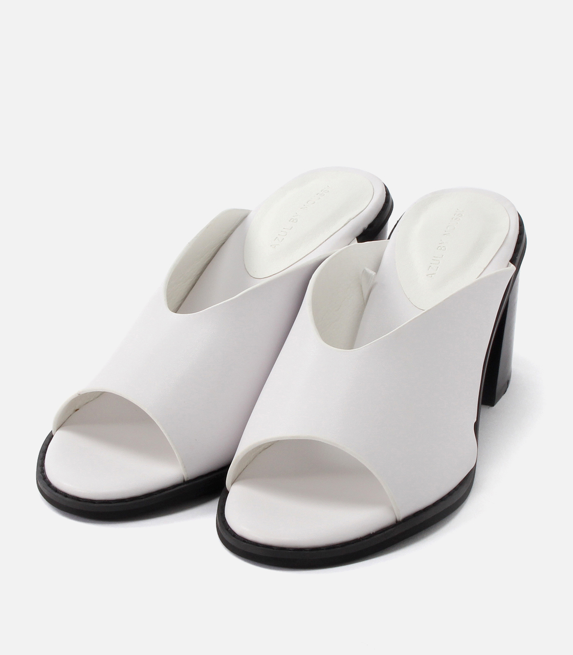 【AZUL BY MOUSSY】V CUT SANDALS 詳細画像 柄WHT 1
