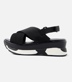 【AZUL BY MOUSSY】CROSS SPORTY SANDALS 詳細画像