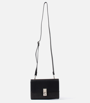 【AZUL BY MOUSSY】PAPER WALLET SHOULDER BAG
