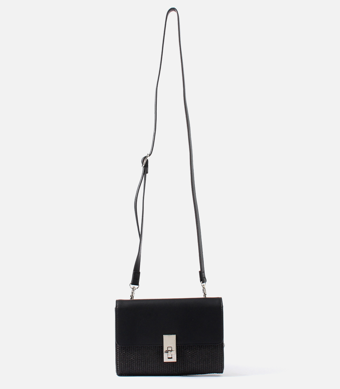 【AZUL BY MOUSSY】PAPER WALLET SHOULDER BAG 詳細画像 BLK 1