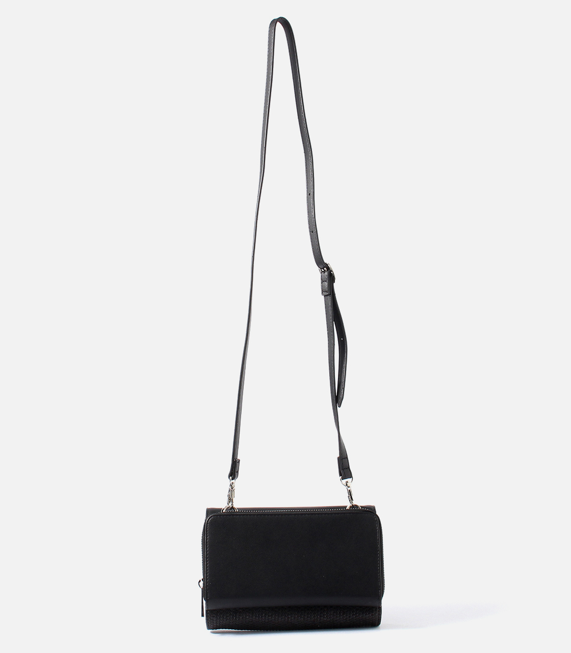 【AZUL BY MOUSSY】PAPER WALLET SHOULDER BAG 詳細画像 BLK 2