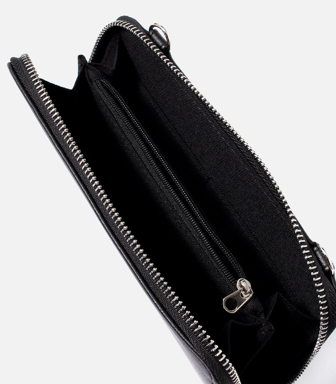 【AZUL BY MOUSSY】PAPER WALLET SHOULDER BAG 詳細画像 BLK 5