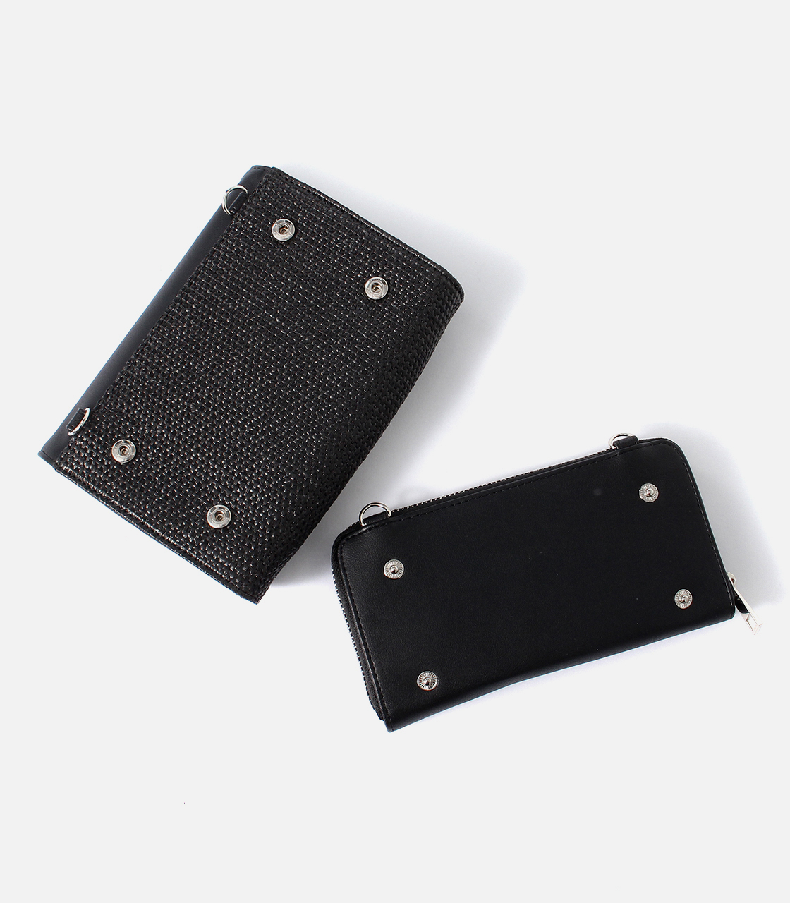 【AZUL BY MOUSSY】PAPER WALLET SHOULDER BAG 詳細画像 BLK 6