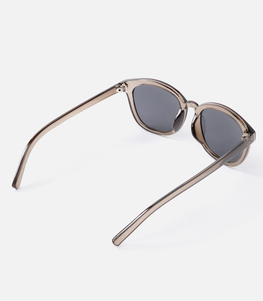 【AZUL BY MOUSSY】BIG FLAME SUNGLASSES 詳細画像 L/BLK 2