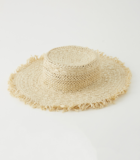 【AZUL BY MOUSSY】WIDE BRIM BOATER