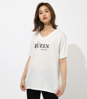 【AZUL BY MOUSSY】QUEEN TEE