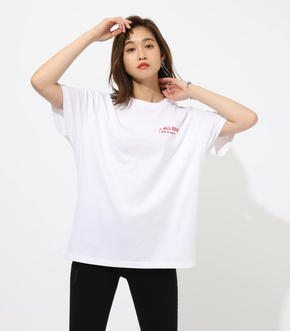 【AZUL BY MOUSSY】IT'S ALL GOOD BIG TEE
