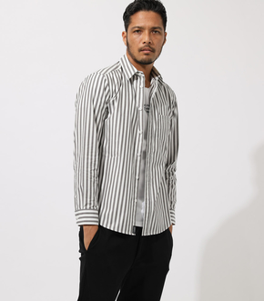 COTTON DUMP STRIPE SHIRT