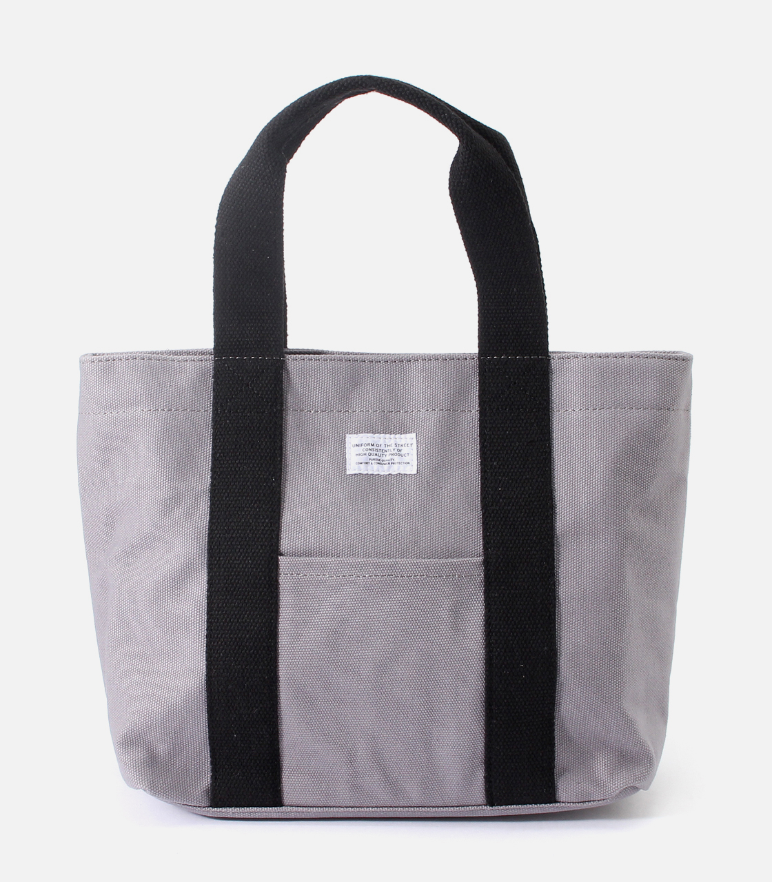 CAMPUS MINI TOTE BAG/キャンバスミニトートバッグ 詳細画像 C.GRY 1