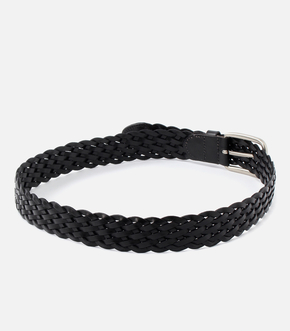 MESH LEATHER BELT 詳細画像