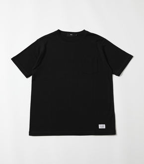 OVER LOCK T-SHIRT