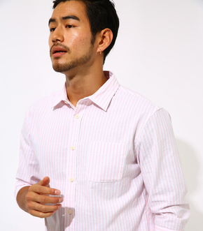 COTTON LINEN COOLMAX 3/4 SHIRT