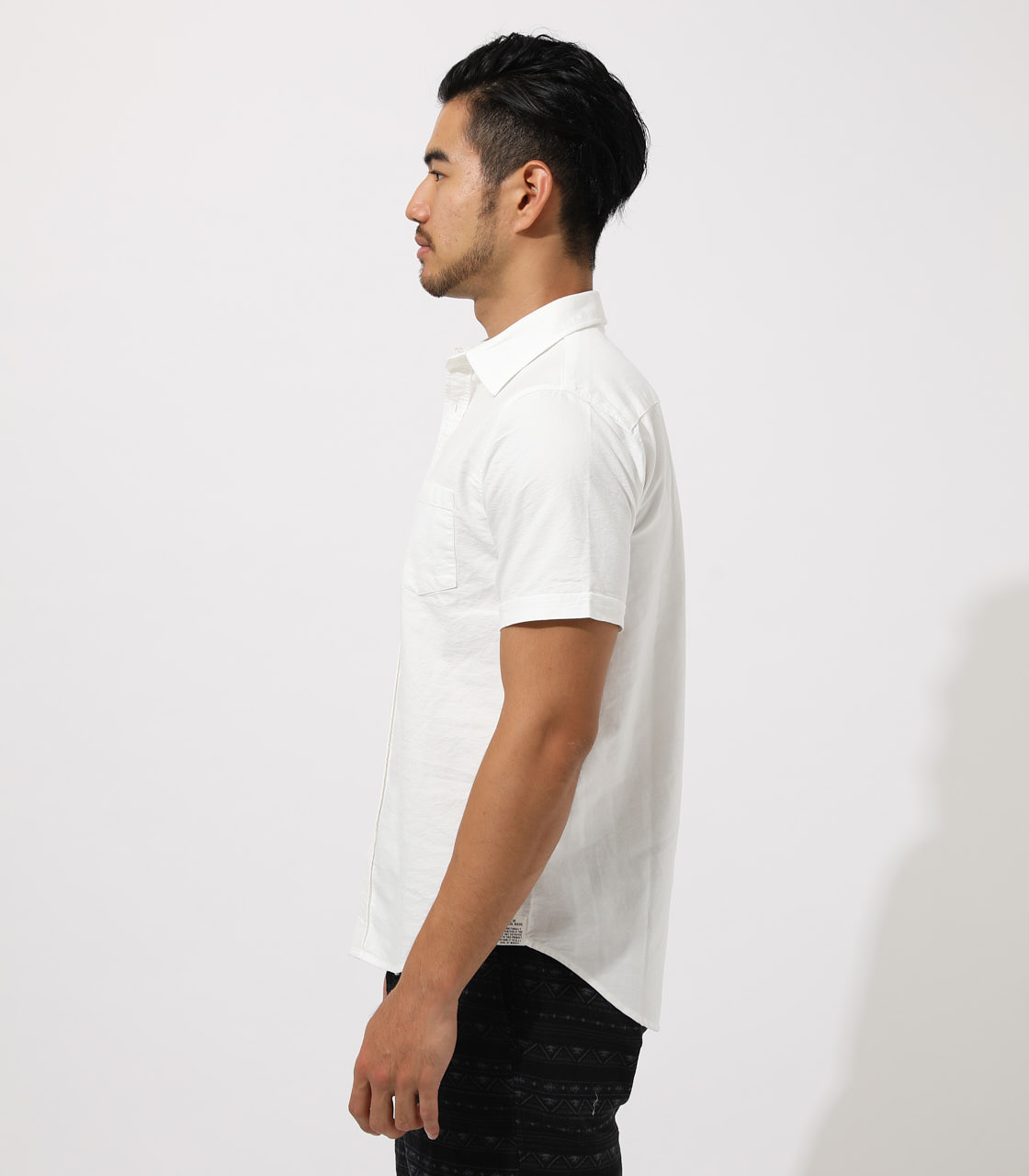 OXFORDS/SSHIRT 詳細画像 WHT 5