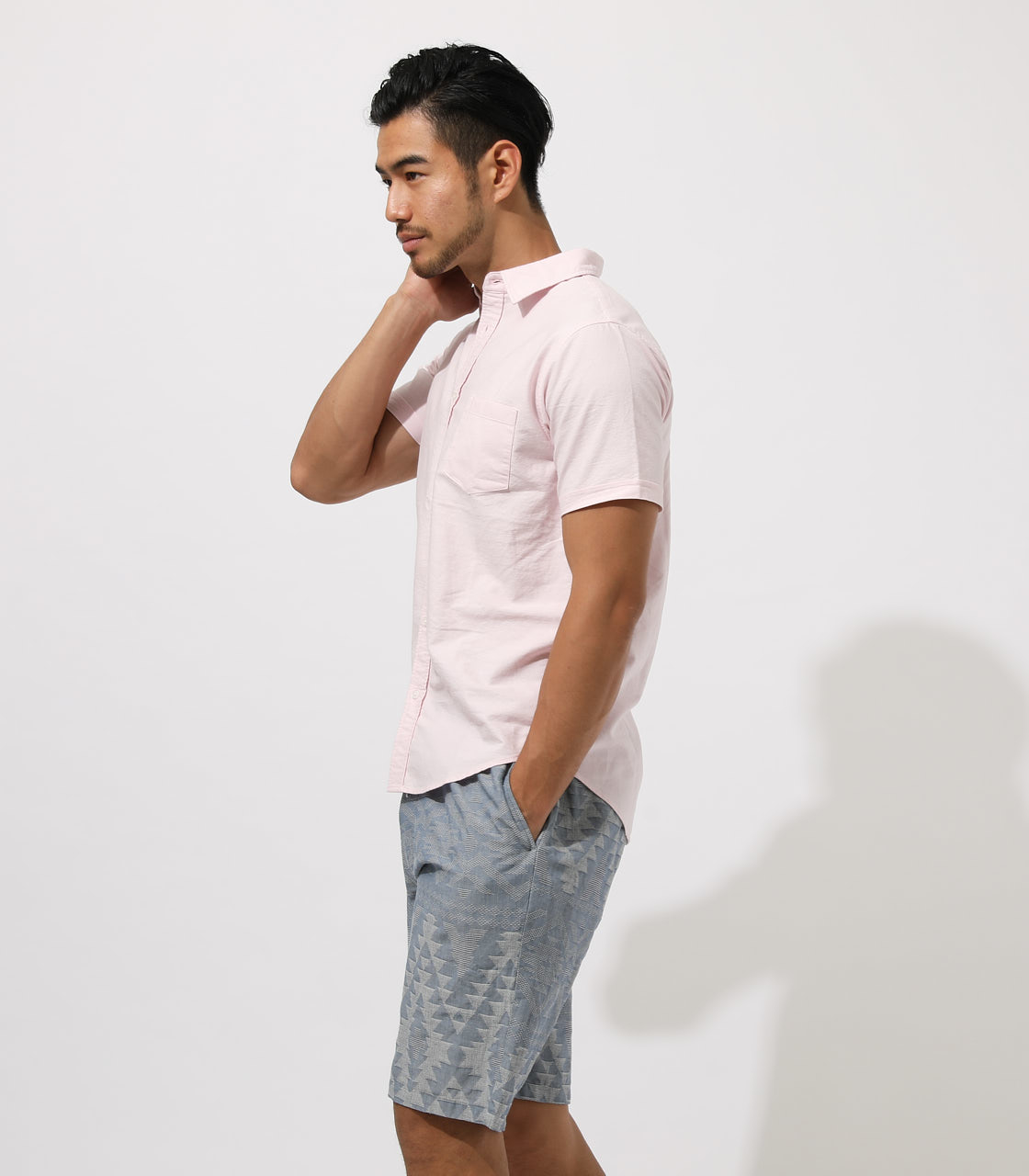 OXFORDS/SSHIRT 詳細画像 L/PNK 2