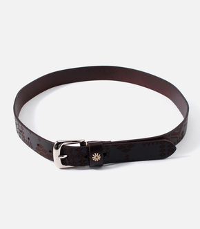 ORTEGA LEATHER BELT