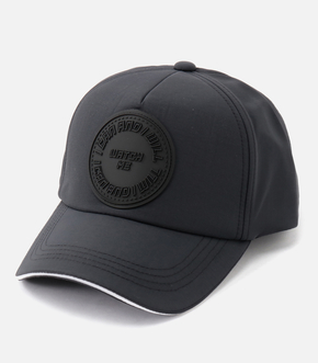 WATCH ME RUBBER WAPPEN CAP/ウォッチミーラバーワッペンキャップ