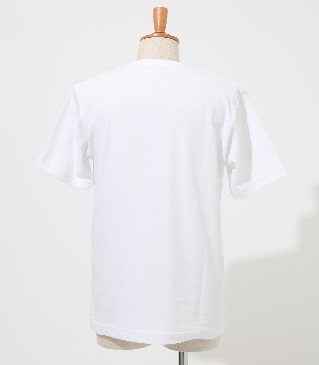 HEAVY WEIGHT Vネック T-SHIRT 詳細画像 WHT 4