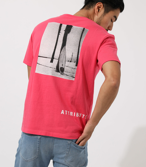 ATTRIBUTE PHOTO TEE
