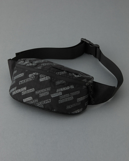 CLUBAZUL MONO SHADOW WAISTBAG/CLUB AZULモノシャドウウエストバッグ