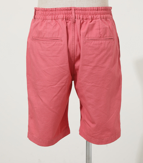 TWILL COLOR SHORTS 詳細画像
