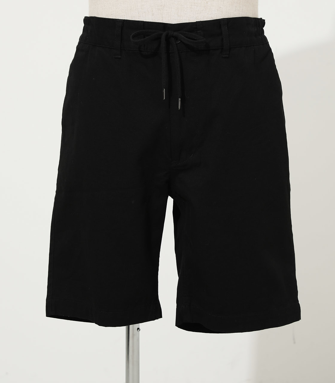 TWILL COLOR SHORTS 詳細画像 BLK 2