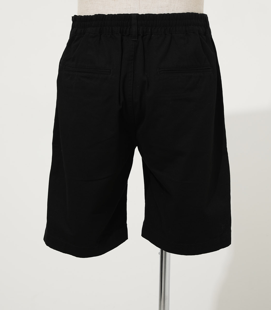 TWILL COLOR SHORTS 詳細画像 BLK 4