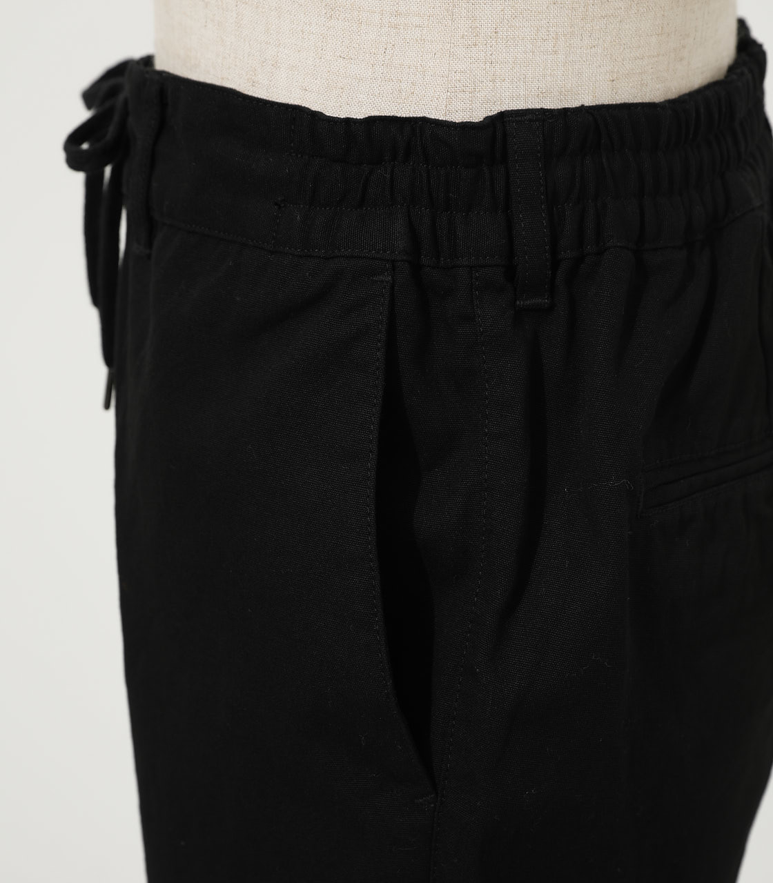 TWILL COLOR SHORTS 詳細画像 BLK 7