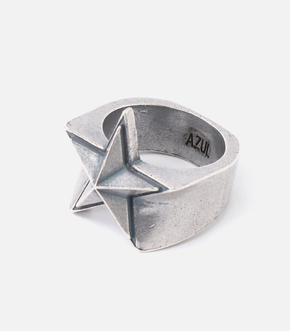 【AZUL BY MOUSSY】STAR RING