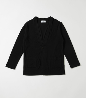 ONE BUTTON CUT CARDIGAN
