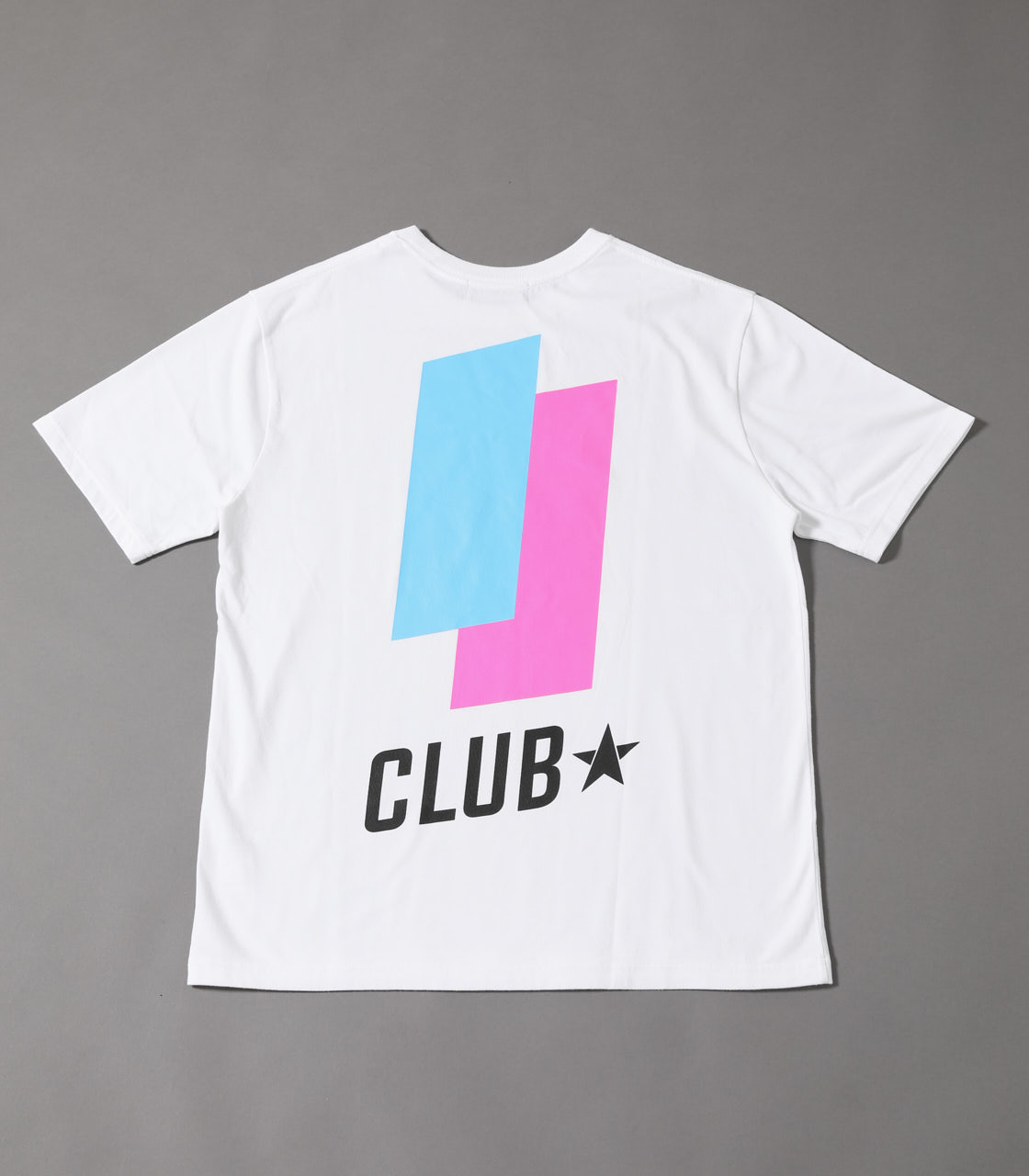 【AZUL BY MOUSSY】CLUBAZUL 90'S T-SHIRTS 詳細画像 WHT 2