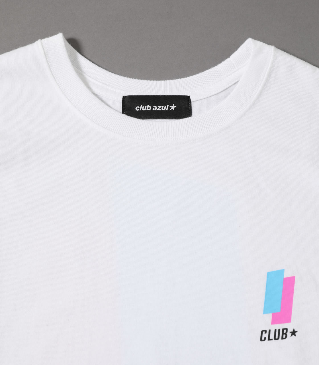 【AZUL BY MOUSSY】CLUBAZUL 90'S T-SHIRTS 詳細画像 WHT 3