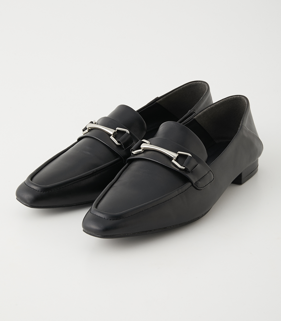 BABOUCHE LOAFER/バブーシュローファー 詳細画像 BLK 2