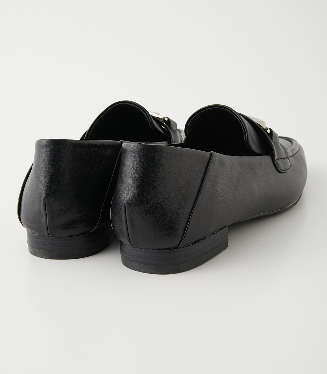 BABOUCHE LOAFER/バブーシュローファー 詳細画像 BLK 4