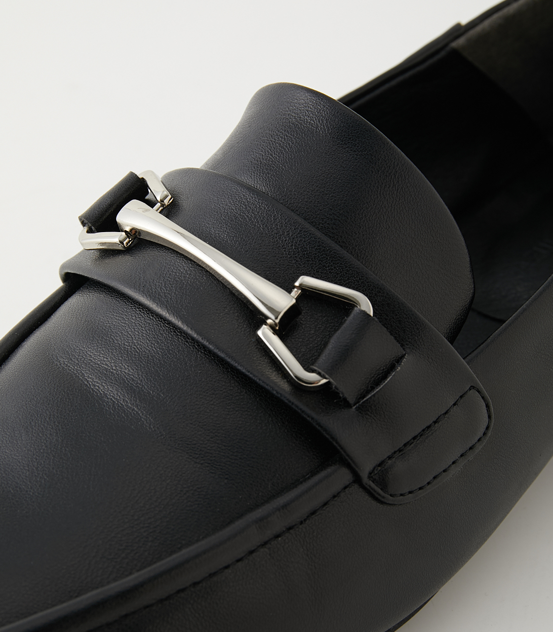 BABOUCHE LOAFER/バブーシュローファー 詳細画像 BLK 6