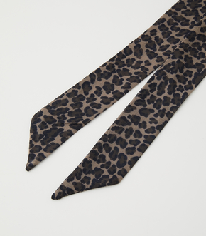 LEOPARD SCARF NECKLACE/レオパードスカーフネックレス 詳細画像