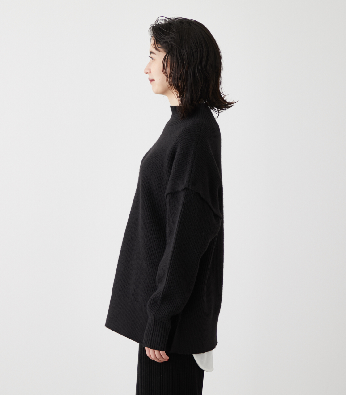 2WAY SLEEVE REMOVABLE TOPS/2WAYスリーブリムーバブルトップス 詳細画像 BLK 6