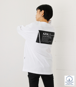 ONS BACK LOGO TEE/ONSバックロゴTシャツ