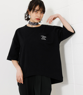 CONQUER POCKET TEE/コンカーポケットTシャツ