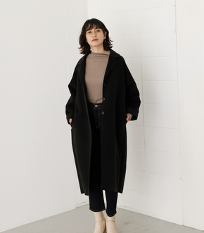 LOOSE CHESTER REVER COAT/ルーズチェスターリバーコート