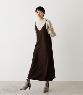LAYERED CAMI ONEPIECE/レイヤードキャミワンピース