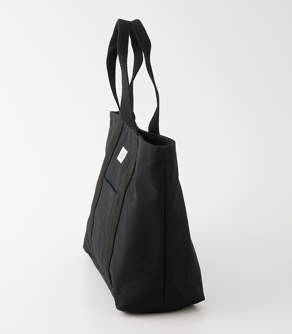CANVAS TOTE BAG/キャンバストートバッグ 詳細画像 BLK 2