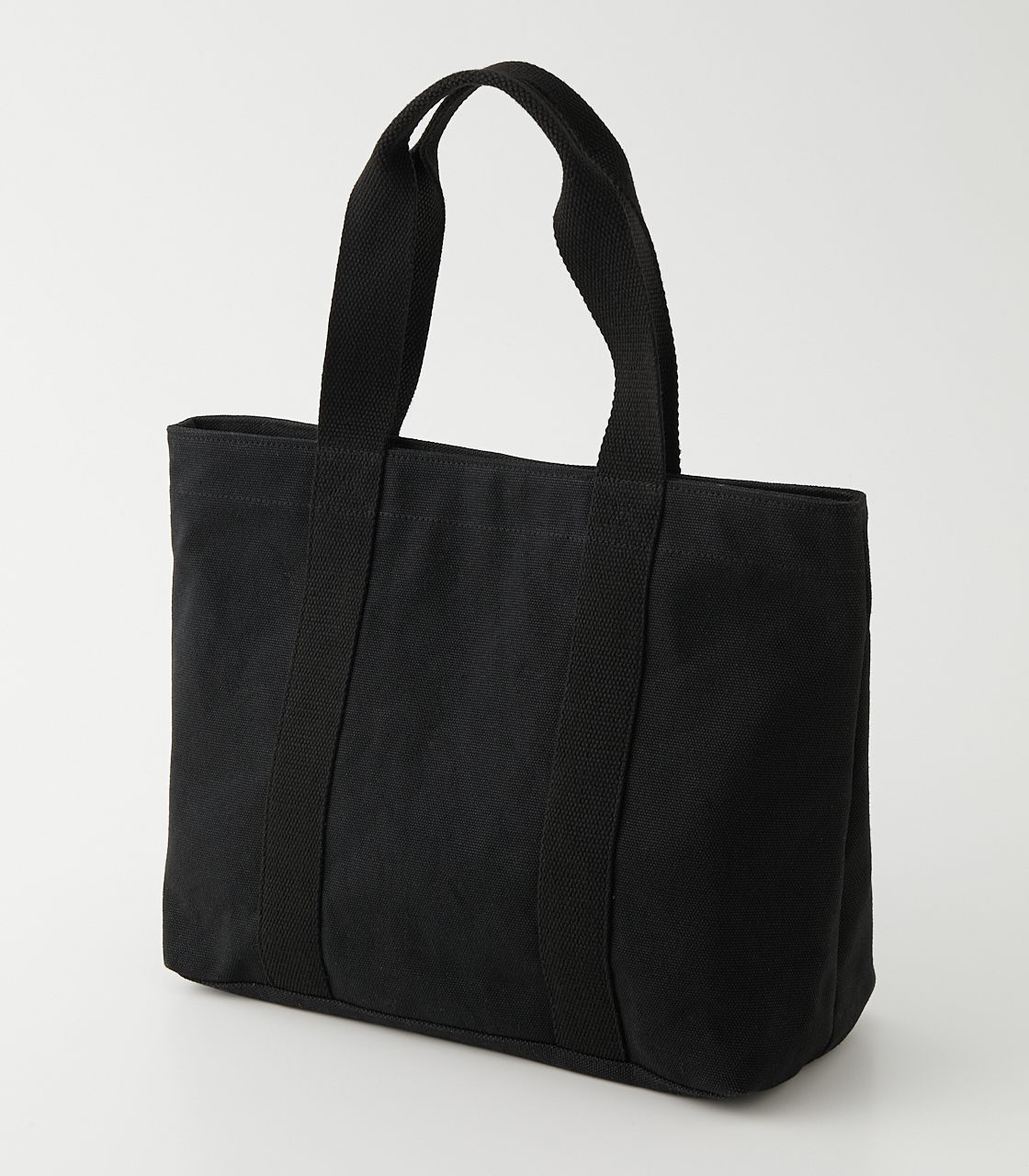 CANVAS TOTE BAG/キャンバストートバッグ 詳細画像 BLK 3