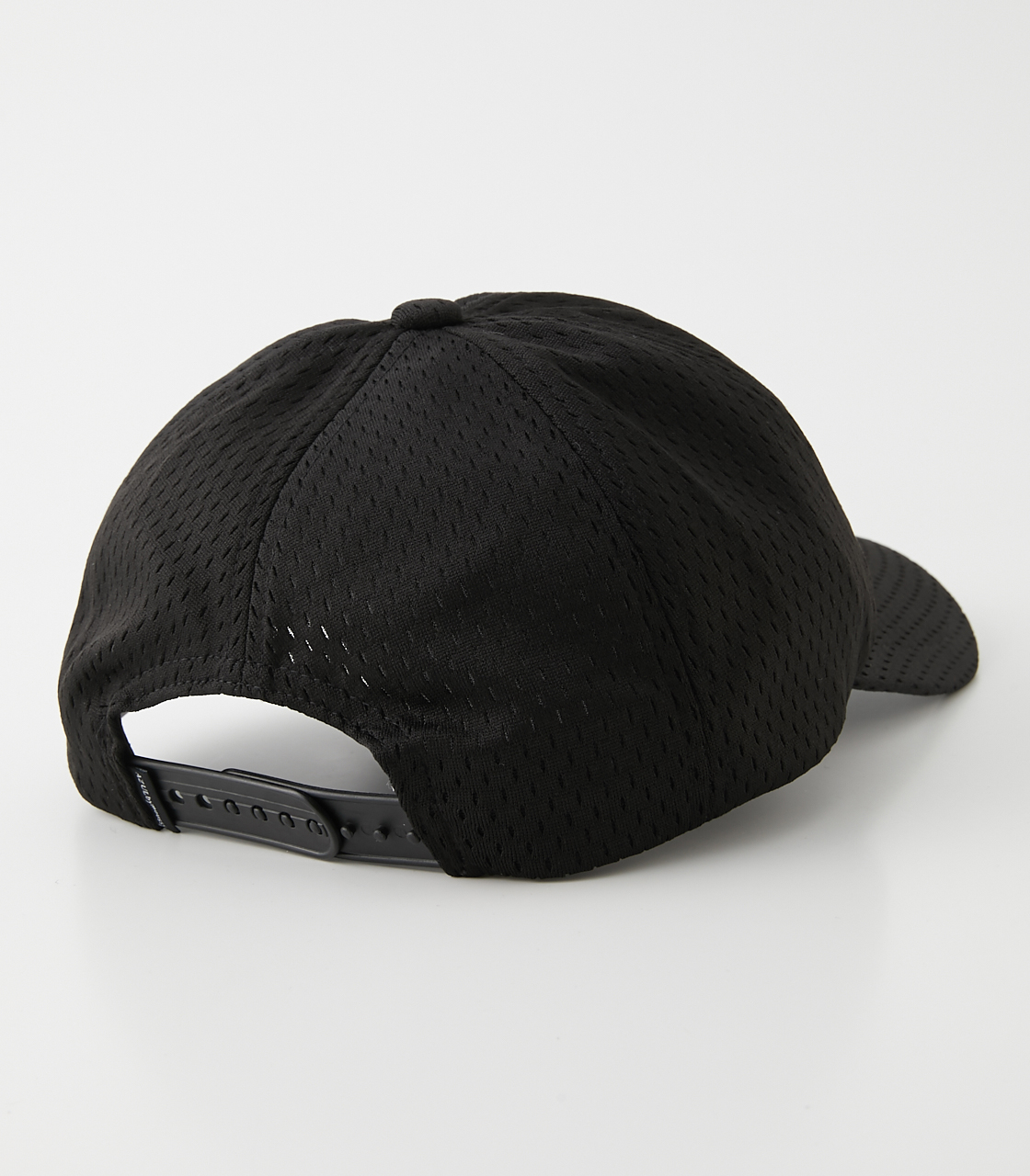 A LOGO ALL MESH CAP/アロゴオールメッシュキャップ 詳細画像 BLK 4