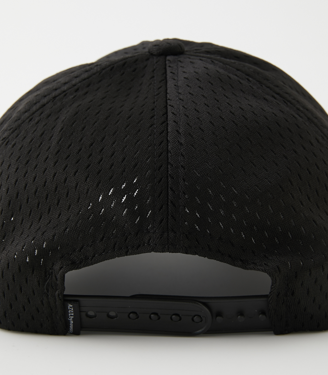 A LOGO ALL MESH CAP/アロゴオールメッシュキャップ 詳細画像 BLK 6