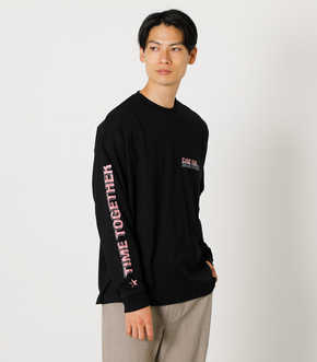 CARE FOR EACH OTHER PAIR TEE/ケアフォーイーチアザーペアTシャツ