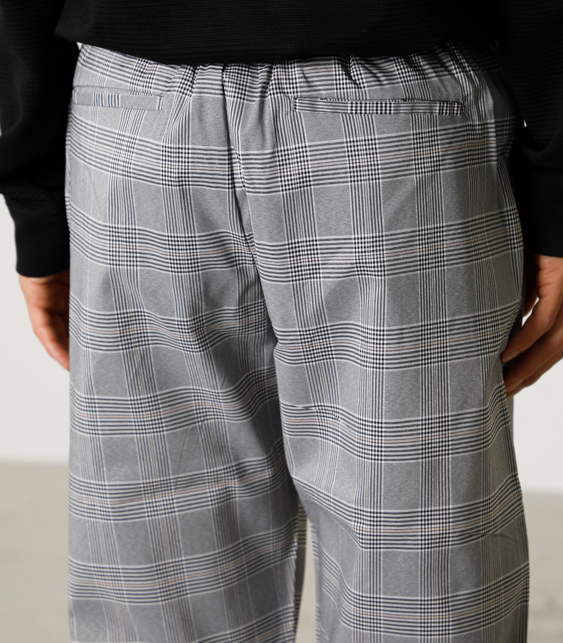 TR RELAX PANTS/TRリラックスパンツ 詳細画像 柄GRY 7