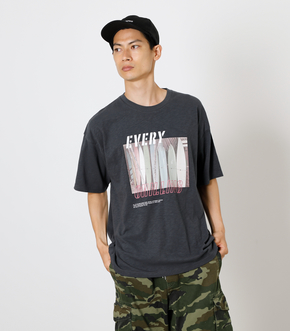 EVERY CHILLING PHOTO TEE/エブリーチリングフォトTシャツ
